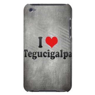 I Love Tegucigalpa, Honduras iPod Case-Mate Cases