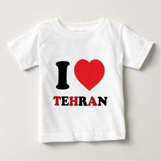 I Love Tehran Baby T-Shirt