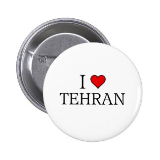I love Tehran Button
