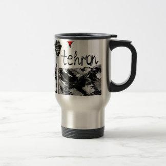 I love Tehran Coffee Mugs
