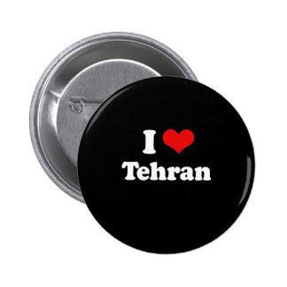 I LOVE TEHRAN PIN