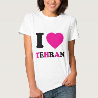 I Love Tehran Shirt