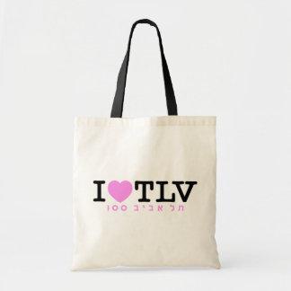 I love Tel Aviv 100 Bag