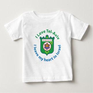 I Love Tel-Aviv Baby T-Shirt