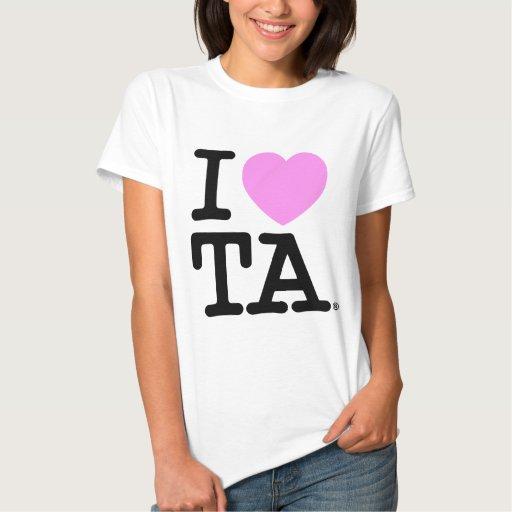 I love Tel Aviv | T-shirt