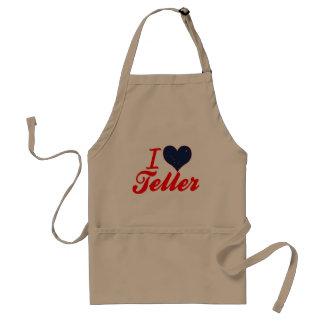 I Love Teller, Alaska Aprons