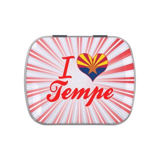 I Love Tempe, Arizona Candy Tins
