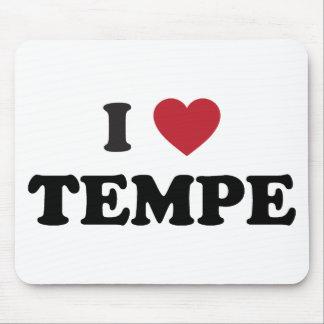 I Love Tempe Arizona Mouse Pad