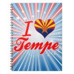 I Love Tempe, Arizona Note Book