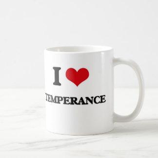 I love Temperance Coffee Mug