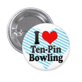 I love Ten-Pin Bowling