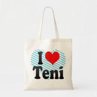I Love Teni, India Bags
