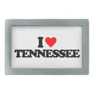I LOVE TENNESSEE BELT BUCKLES