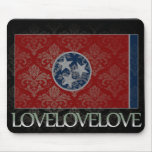I love Tennessee Cool Mouse Pad