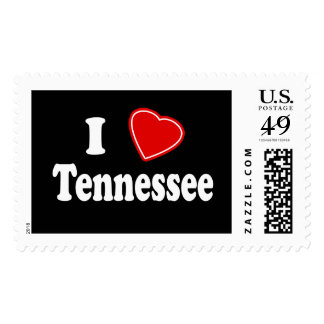 I Love Tennessee Stamps