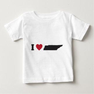 I Love Tennessee Shirts