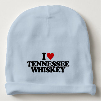 I LOVE TENNESSEE WHISKEY BABY BEANIE