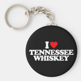 I LOVE TENNESSEE WHISKEY KEYCHAIN