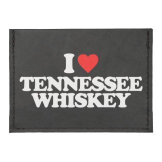 I LOVE TENNESSEE WHISKEY TYVEK® CARD WALLET