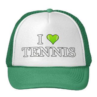 I Love Tennis Hat