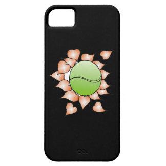 I Love Tennis iPhone SE/5/5s Case