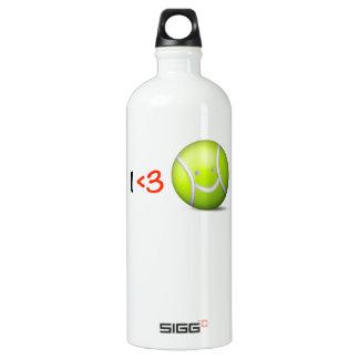 I love tennis water bottle