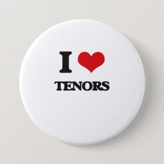 I love Tenors Button