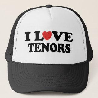 I Love Tenors Trucker Hat