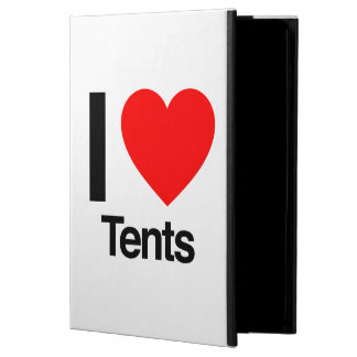 i love tents iPad air covers
