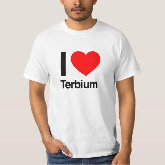 i love terbium T-Shirt