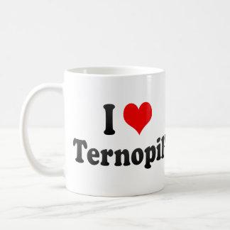 I Love Ternopil', Ukraine Coffee Mug
