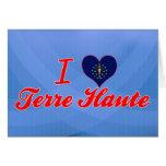 I Love Terre Haute, Indiana Card