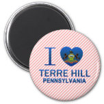 I Love Terre Hill, PA Magnet