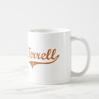 I Love Terrell Texas Classic White Coffee Mug