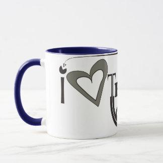 I Love Teshuva Mug