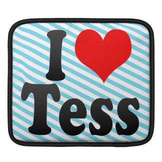 I love Tess Sleeve For iPads