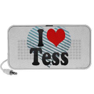 I love Tess Mini Speaker