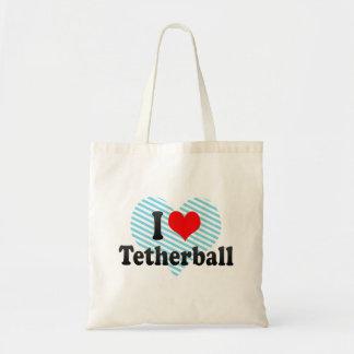I love Tetherball Tote Bag