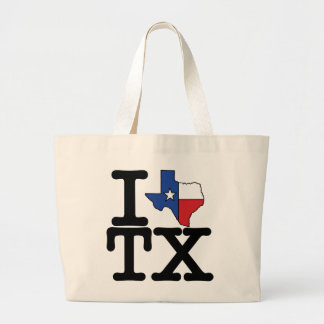 I love Texas bag