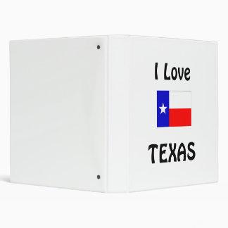 I love texas binder