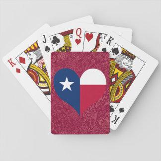 I Love Texas Card Decks