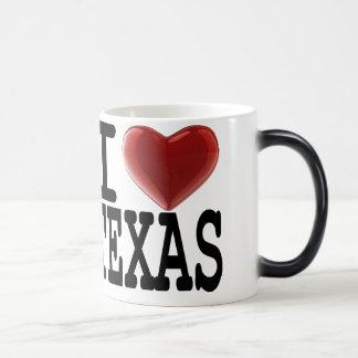 I Love TEXAS Magic Mug