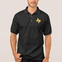 I Love Texas Polo Shirt