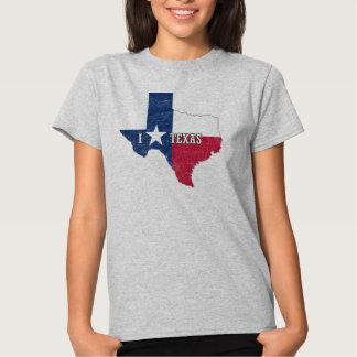 I love Texas T Shirt