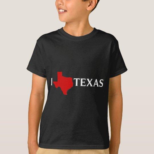 I Love Texas - TX T-Shirt