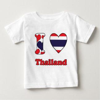 I love Thailand Baby T-Shirt