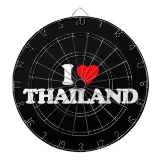 I LOVE THAILAND DARTBOARDS