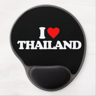 I LOVE THAILAND GEL MOUSE PAD