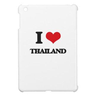 I Love Thailand Cover For The iPad Mini