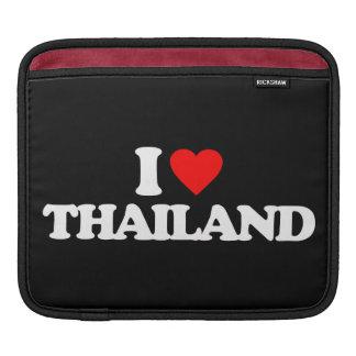 I LOVE THAILAND SLEEVE FOR iPads